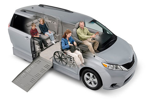 If you need an accessible vehicle but you're not ready to buy, consider a renting one from us. Our rental vans can help you conveniently manage life's daily tasks with much greater ease — like getting to doctor's appointments, going out for social or religious outings, visiting relatives on holidays, or even heading out on a road trip just for the fun of it.