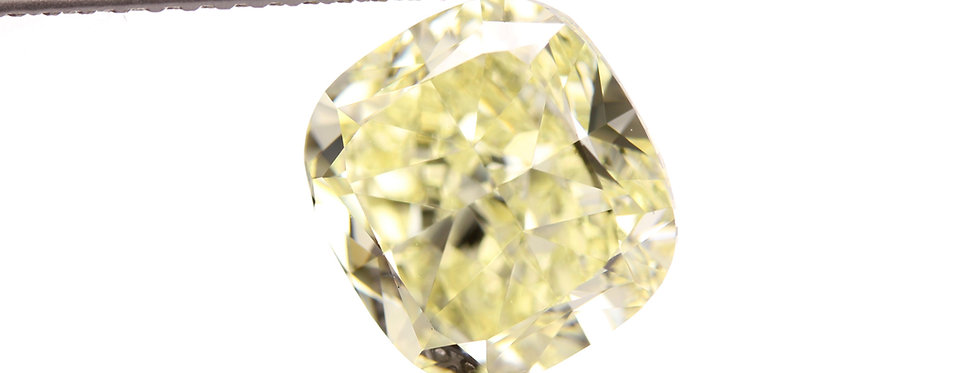 YELLOW DIAMONDS 4.03 CT FANCY YELLOW VS-1