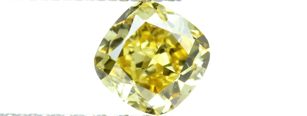YELLOW DIAMONDS 0.34 FANCY DEEP BROWNISH YELLOW SI