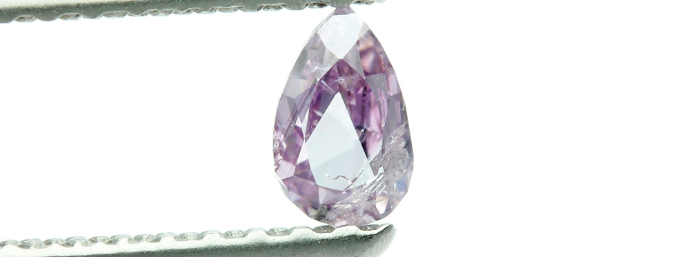 PURPLE DIAMONDS 0.11  FANCY INTENSE PINKISH PURPLE