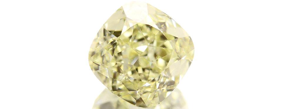 YELLOW DIAMOND 1.20 CT  Y- Z  VS-1