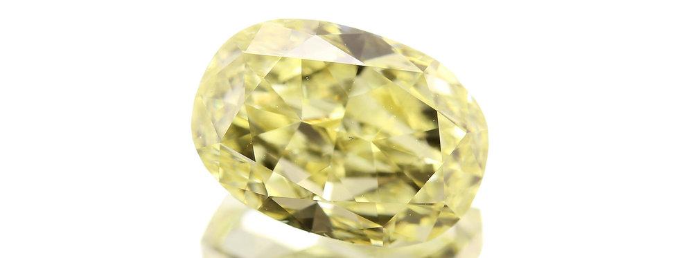 YELLOW DIAMONDS 2.09 CT FANCY YELLOW  VS-2
