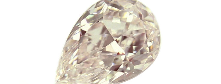 PINK DIAMOND 1.45 CT FANCY LIGHT PINK VVS-1