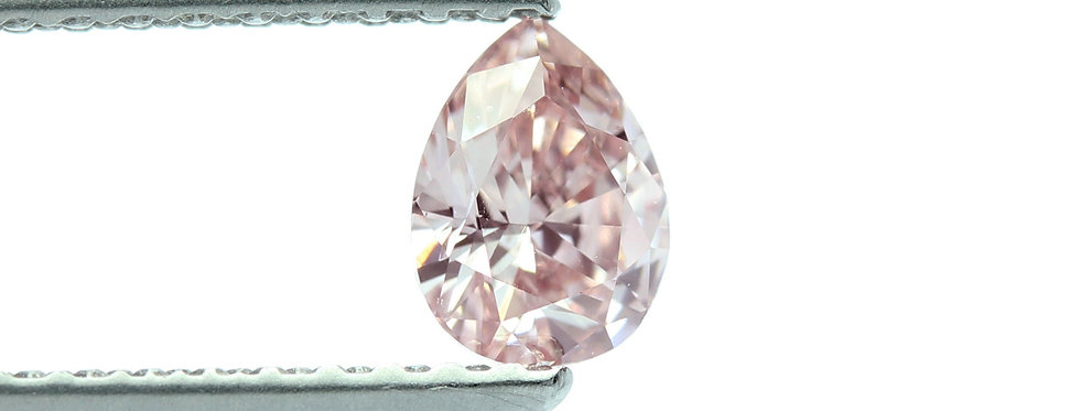 PINK DIAMONDS 0.31 CT FANCY INTENSE PINK VS-2