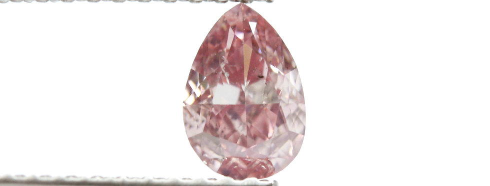 PINK DIAMOND 0.50 CT FANCY INTENSE PURPLISH PINK SI-2