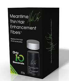 Meantime Thin Hair Enhancement Fibers