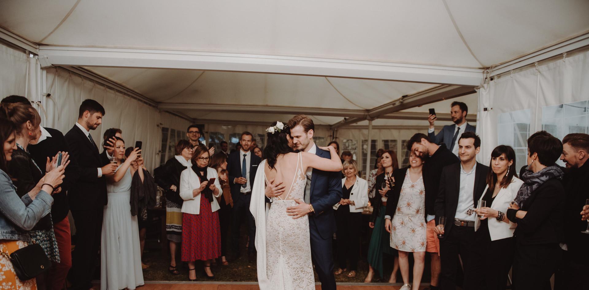 Mariage en provence E & T