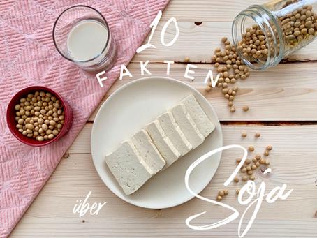 10 Fakten über Soja