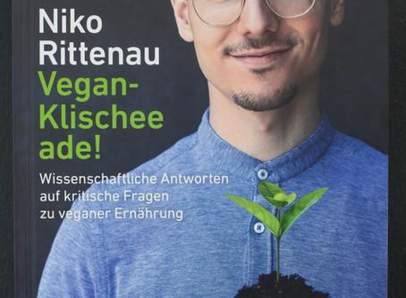 """Buchrezension """"Vegan Klischee ade"""" (Niko Rittenau)"""