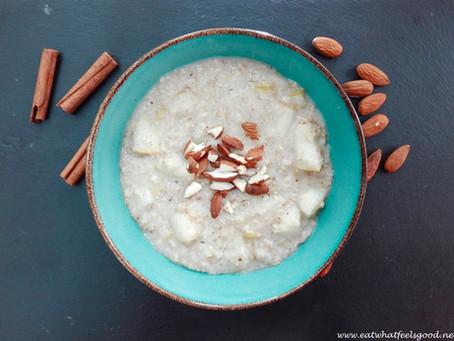 Herbstlicher Yin-Porridge