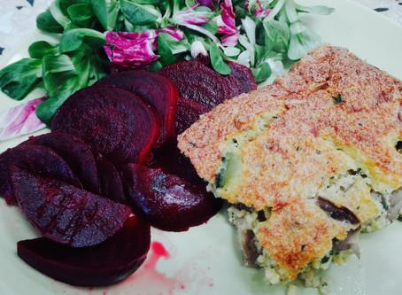 Hübsch mit Hirse (+ vegetarisches Rezept)