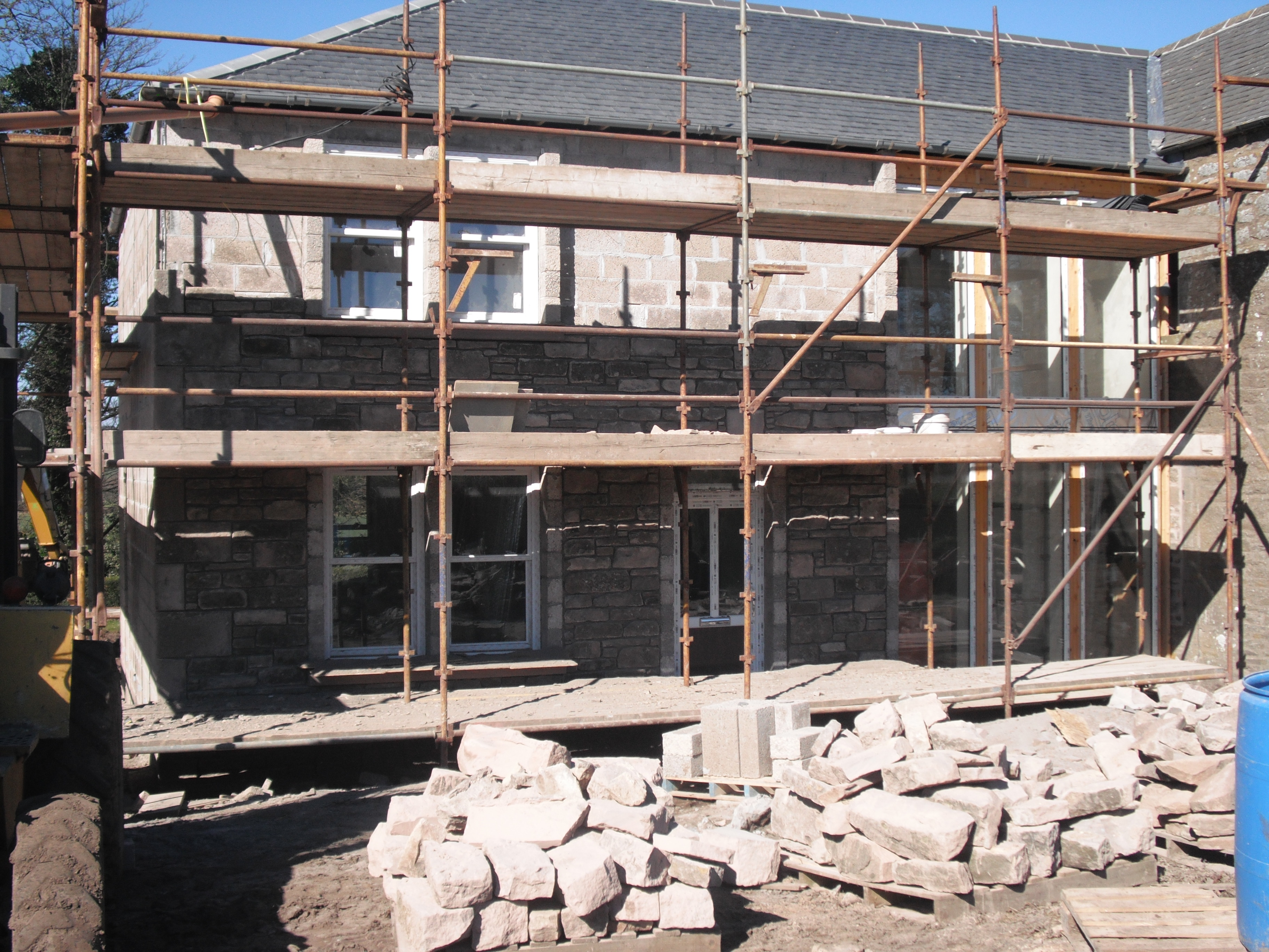 Upper Tulloes Farm Extension