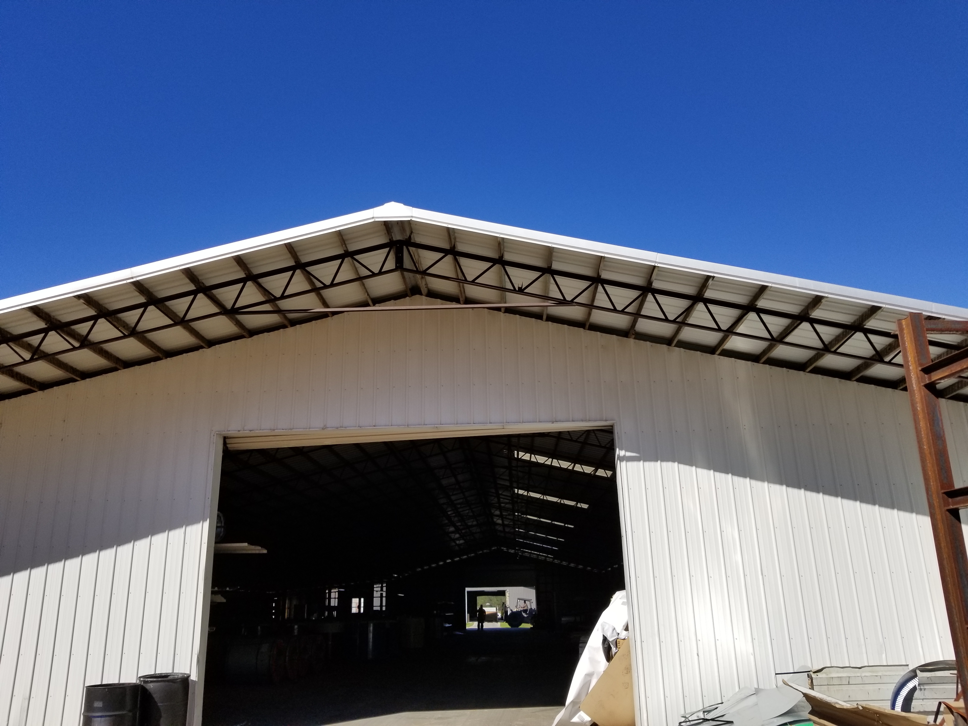 Pole Barn Steel Truss | United States | Stroud's Building Supply