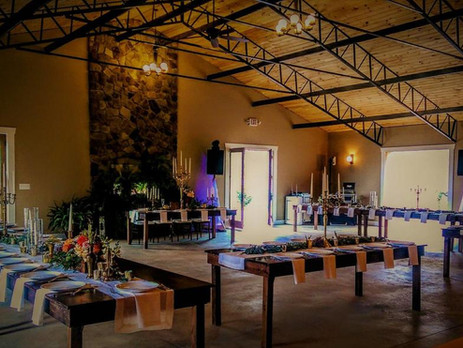 Wedding Venue at Silver Fork Winery