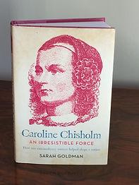 Caroline Chisholm Hardback.JPG