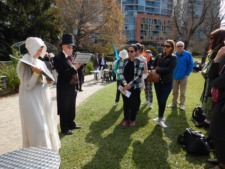 St Peters Cooks River History Group