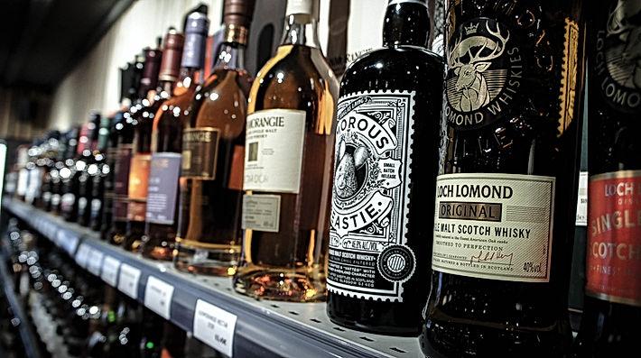 Nos alcools belges et étrangers