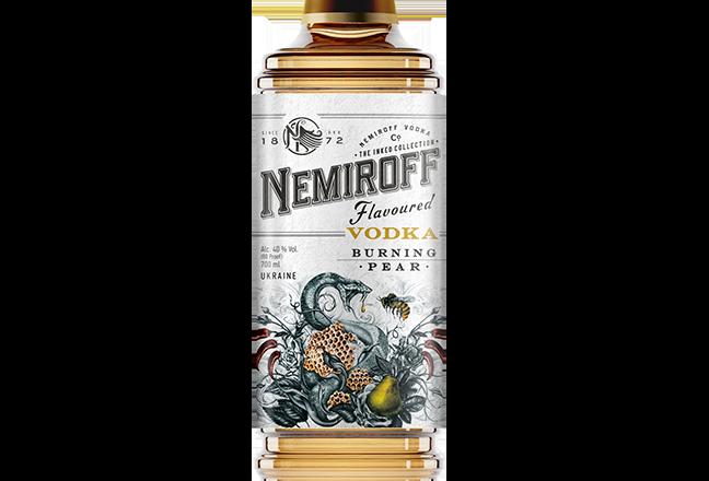 Nemiroff De Luxe Burning Pear