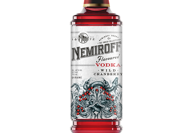 Nemiroff De Luxe Wild Cranberry