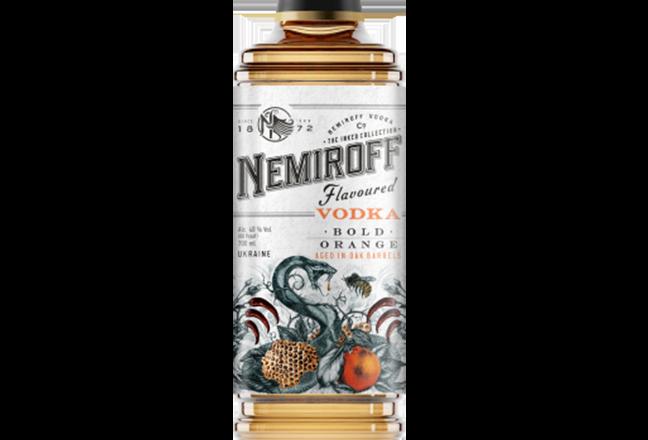 Nemiroff De Luxe Bold Orange