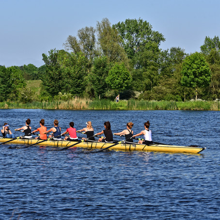 5 Ways to Improve Your Rowing Today