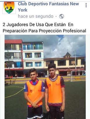 Club Deportivo Fantasias New York