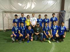 Elites United Champions 2015
