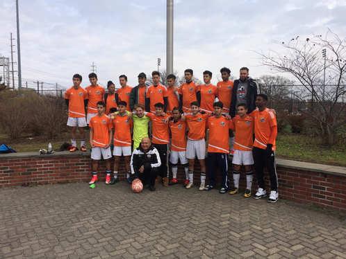 Elites United Massapequa NY 2017 Champions