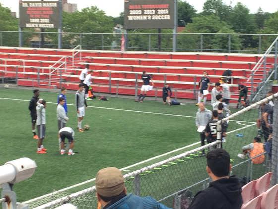 NY City Tryouts 2017
