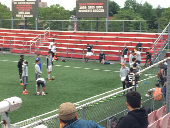 NY City Tryouts 2017