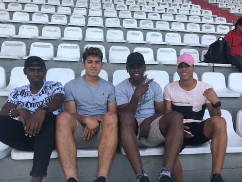 Manisales Colombia Stadium