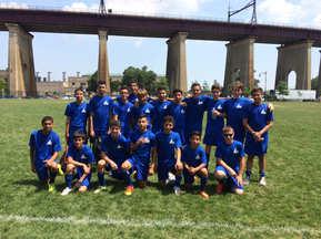 Elites United Randall's Island NY