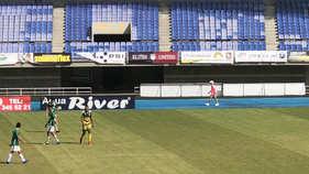 Elites United at Pereira Profesional Team Stadium