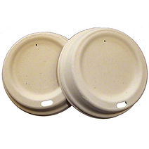 fiber coffee lids
