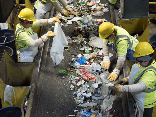 plastic recycling