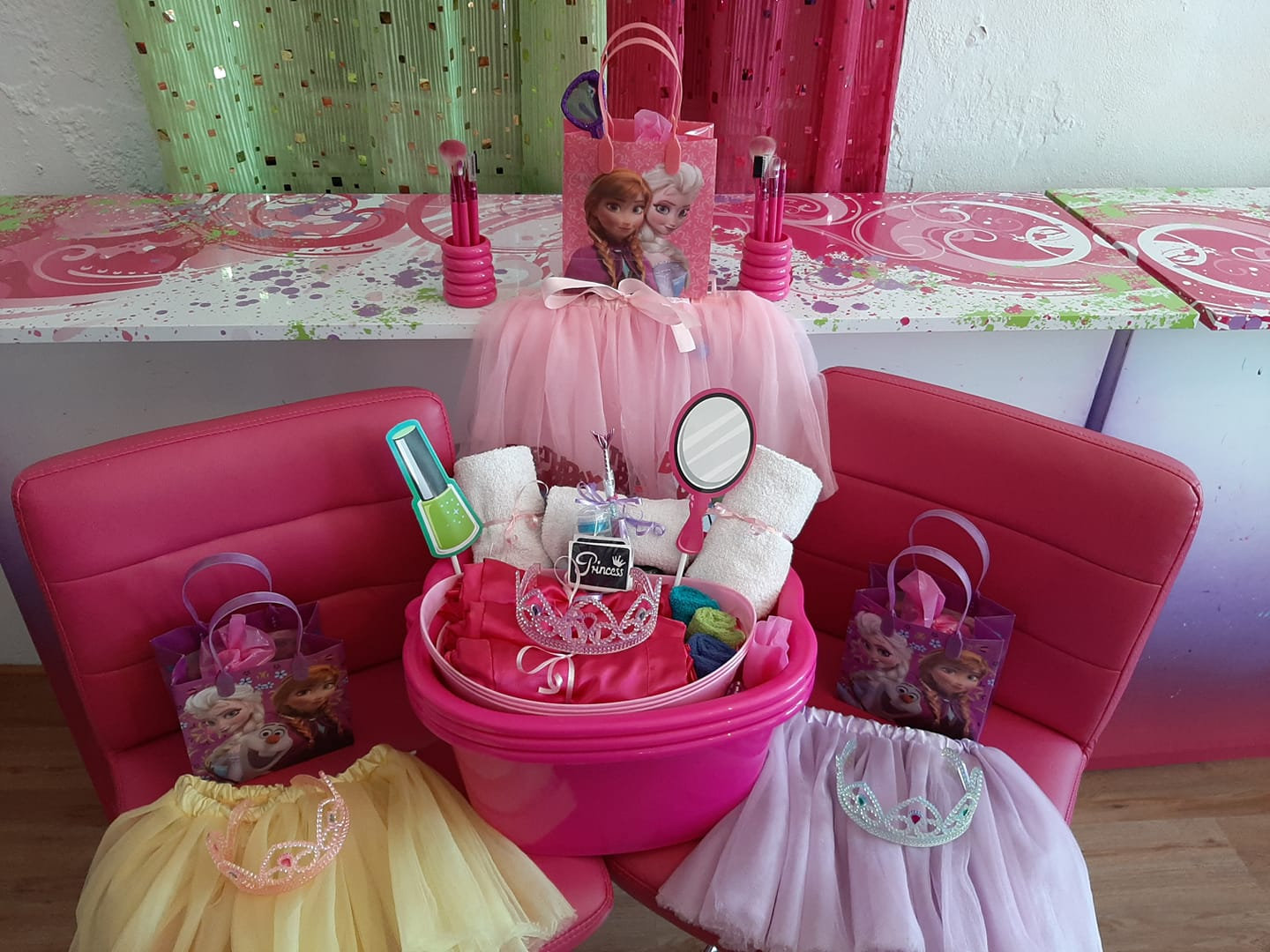 Spalicious Pampering