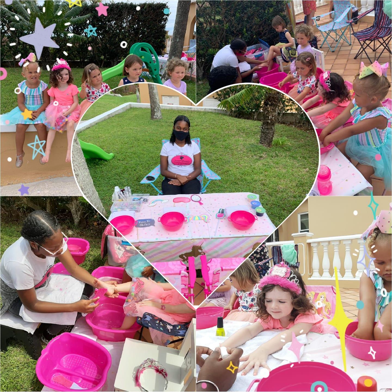 Spa Beauty Birthday