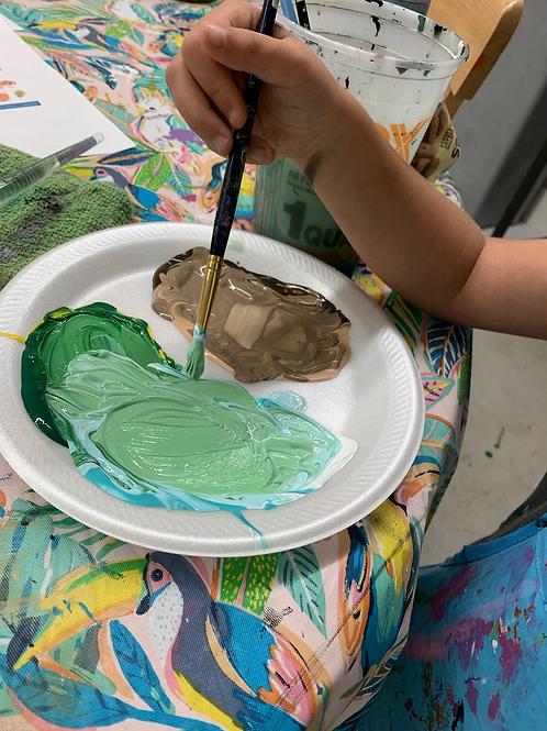 Kids Art + Craft Afternoon, Saturday Sept. 25th