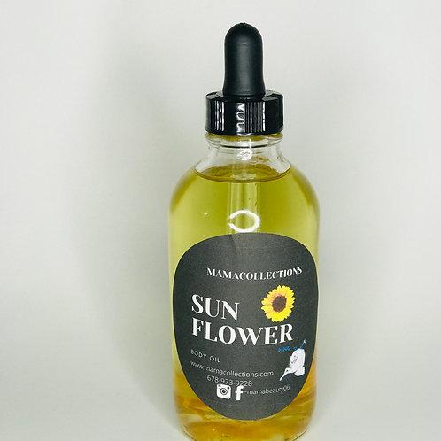 Sunflower ~body oil~4oz