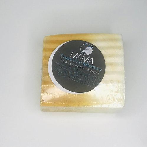Turmeric&Honey ~Face&Body soap~