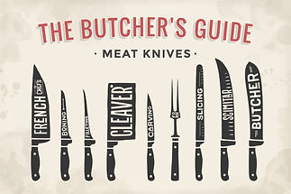 meat-cutting-knives-set-poster-butcher-d
