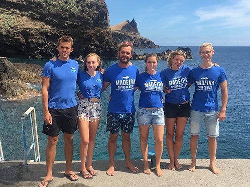 Madeira Diving Center T-Shirt