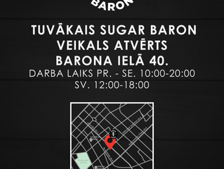 Sugar Baron darba laiks
