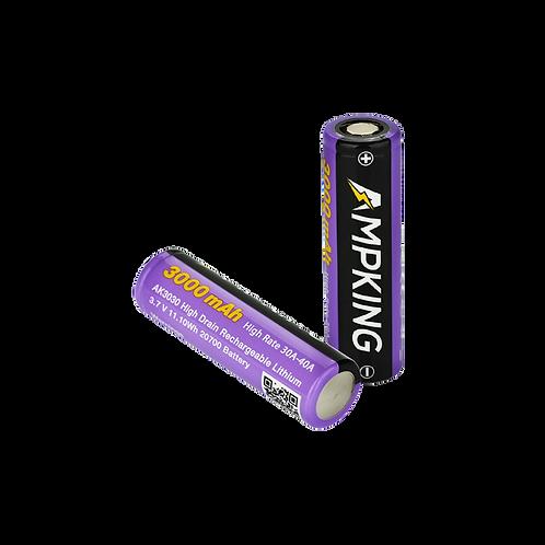 Ampking 20700 3000mah baterija
