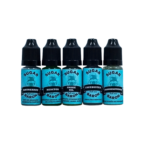 SUGAR BARON FRESH essences, 10ml