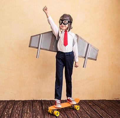 gire niño innovación emprendedor