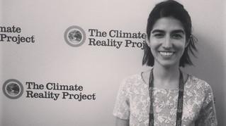 La editora de Ecomanía, 1° Premio ADEPA al periodismo de Ecología y Medioambiente