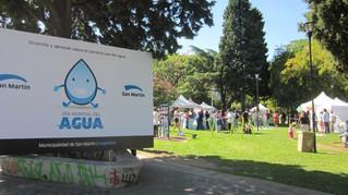 Día Internacional del Agua 2014, Municipio de San Martín