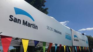 Día Internacional del Agua 2015 en el Municipio de San Martín