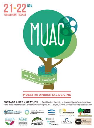 MUAC: Muestra Ambiental de Cine